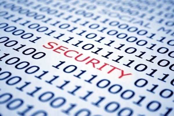 Business data security continues to face challenges