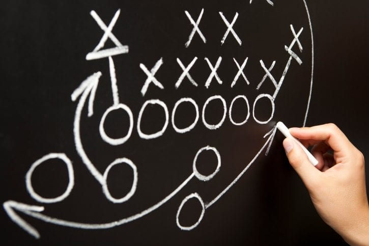 2 tips to achieve a winning information security game plan