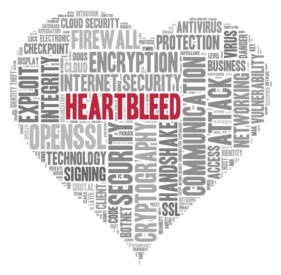 Security takeaways from the Heartbleed bug incident